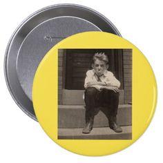 #photo - #the bad attitude pinback button