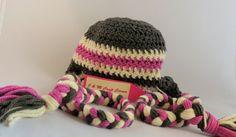 Sombrero del bebé del ganchillo de 0-3 meses de edad del bebé por  JandMCraftCorner cc107fa9bbf