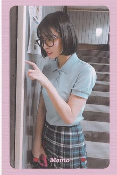 Momo - What Is Love? Nayeon, Kpop Girl Groups, Korean Girl Groups, Kpop Girls, Peach In Japanese, Twice What Is Love, Rapper, Hirai Momo, Dahyun