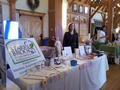 Starry Brook Natural Medicine at Mom & Baby Expo in South Berwick, ME