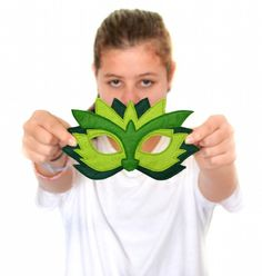 Halloween or Carnival dragon mask for kids | BHB Kidstyle