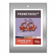 Prometheus Copper clay 100 g