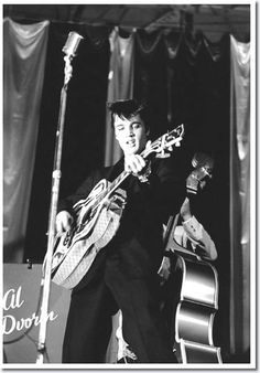 #ElvisHistory. April 5, Elvis performed two shows at the  Sports  Arena in   Philadelphia .PA.#Elvis1957