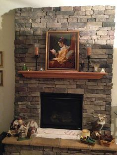 Fireplace On Pinterest Wood Stoves Wood Fireplace And