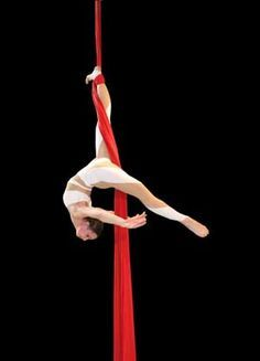 cirque du soleil aerial silk - Google Search
