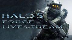 Halo 5 on PC Livestream