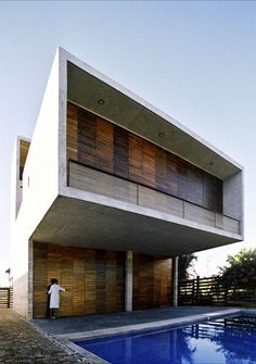 TDA House in Mexico by Cadaval & Solà Morales