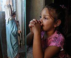Niña de 6 años en Argentina dice que habla con la Virgen del Rosario » Foros de la Virgen María