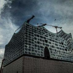 Concert hall, Hamburg 2014