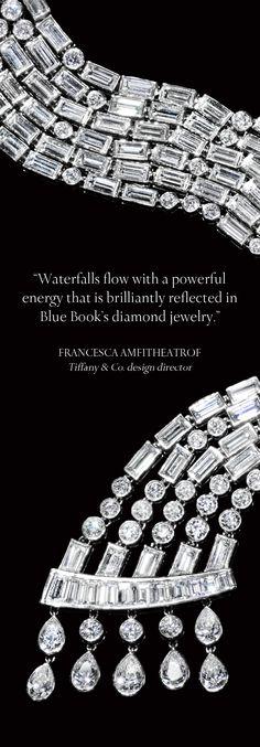Waterfall Diamonds by Tiffany