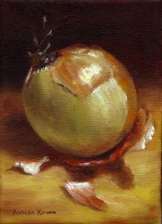 Andrea Kowch   OIL