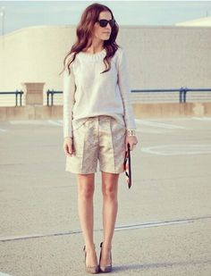 Chic outfit  @bittersweetcolours