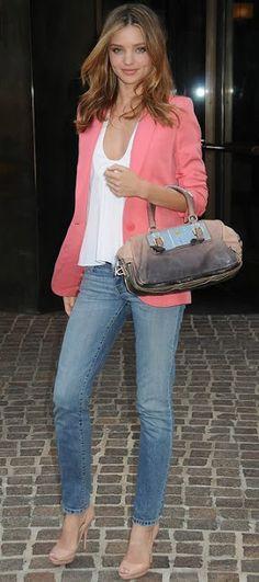Fashion Is My Drug: Get The Look - Miranda Kerr