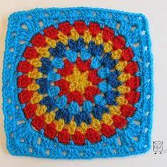 Color Scheme Crochet: How To Crochet 17 Colorful Crochet Afghans | AllFreeCrochetAfghanPatterns.com