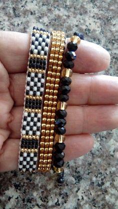 Bead Loom Bracelets, Loom Beading, Beadwork, Beads, Diy, Jewelry, Stud Earrings, Necklaces, Beading