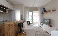 Resultado de imagem para apartamento pequenos decoração