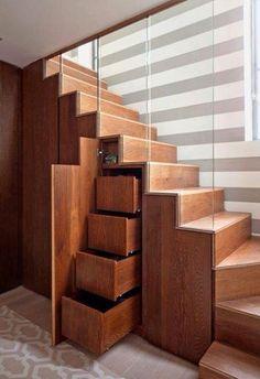 No desperdiciar el espacio bajo las escaleras!