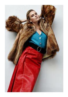 Fall 2013 magazine editorial design fashion Photography