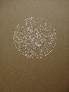 Sashimi Inspired  -  #Embroider Asian/Kimonos (Background Design) - #Asian Circular Designs (Background design)