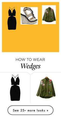 """Sin título #1744"" by albamor on Polyvore featuring Boohoo and Jimmy Choo"
