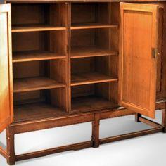 Arts and crafts - Antik bútor, egyedi natúr fa és loft desig Antique Furniture, Craftsman, Bookcase, Arts And Crafts, Shelves, Antiques, Home Decor, Artisan, Antiquities