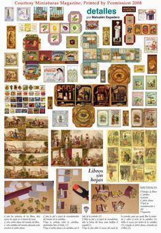 Los amantes de las miniaturas somos adictos a guardar estas imágenes, pues en cualquier momento nos pueden ser muy útiles, así que aq...