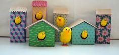 Pääsiäisaskartelu - Valio Easter Crafts For Kids, Gingerbread, Diy And Crafts, Jar, Christmas Ornaments, Holiday Decor, Celebrations, Holidays, Easter Crafts For Toddlers