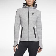 Nike Windrunner Tech Fleece – Sweat à capuche pour Femme d31377a7e67