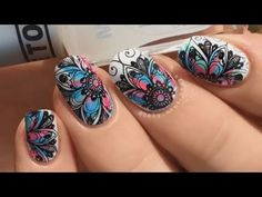 (21) Unbelievable Nail Art Compilation ● Best Nail Designs - YouTube