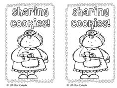 Little Miss Kindergarten - Lessons from the Little Red Schoolhouse!: Sharing Cookies! And a gift for you...