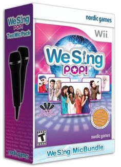 We Sing Pop with 2 Microphones - Nintendo Wii (2 Mic Bundle) by Nordic Games, http://www.amazon.com/dp/B009VURTWW/ref=cm_sw_r_pi_dp_EuZVtb1BPPJQT