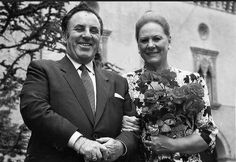 Carlo Bergonzi and Renata Tebaldi.....two of the most gifted singers to ever grace the world of opera