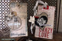 7gypsies tags and paper