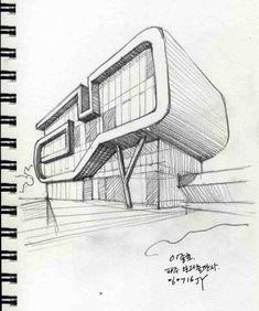 건축 스케치에 대한 이미지 검색결과