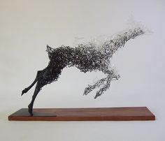 MarietaEstateQuieta: Escultura des-materializada de Tomohiro Inaba