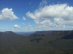 Blue Mountains - Katoomba