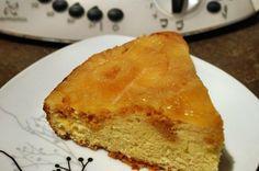 Gâteau à l'ananas au thermomix de Vorwerk