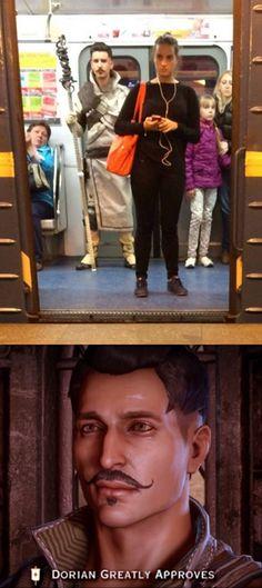Dragon Age: Subway