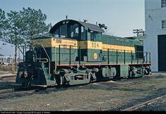 RailPictures.Net Photo: ASAB 904 Atlanta & St. Andrews Bay Railroad Alco RS-1 at Panama City, Florida by Douglas G. Walker
