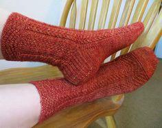 Ravelry: Cousteau Socks pattern by verybusymonkey