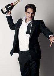 Federer No. 2 Among World's Highest-Paid Athletes
