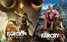 """farcry5gamer.comFar Cry 4 vs Far Cry Primal - Game Comparison Gameplay Reveal: """"Middle-earth: Shadow of War - 16 Minutes of Gameplay (HD 1080p)""""   -~-~~-~~~-~~-~-  Producer's Channel link:  -   """"FarCry Playlist:  """"  PIXEL ENEMY PRESENTS  Subscribe to Pixel Enemy:   Like Pixel Enemy on Facebook:   Follow Pixel Enemy on Twitter:   Follow Pixel Enemy on Google+:   Visit Pixel Enemy on the web:   http://farcry5gamer.com/far-cry-4-vs-far-cry-primal-game-comparison/"""