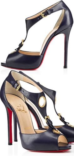 Christian Louboutin Luxury Heels Collection & More Details