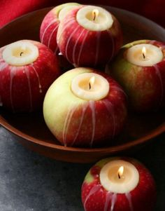 tableart_apple_candle_a