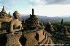 Candi Borobudur masuk Guinness World Records