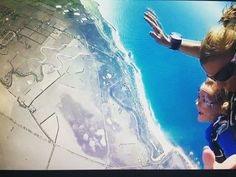 sky diving above the great ocean road in australia is deffo up there with my best moments  #skydive #australia #greatoceanroad by theanewton
