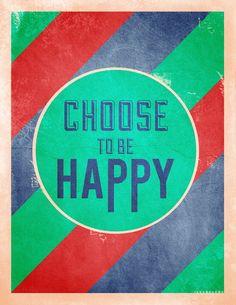 Make a choice.