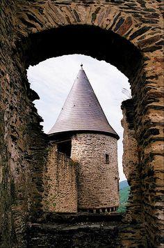 BOURSCHEID - Castle, Luxembourg by k_man123