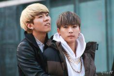 Gohn & Hojoon <3 Topp Dogg