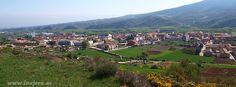 Panorámica de Baños de Río Tobía - Valle del Najerilla - La Rioja - Fotos para compartir